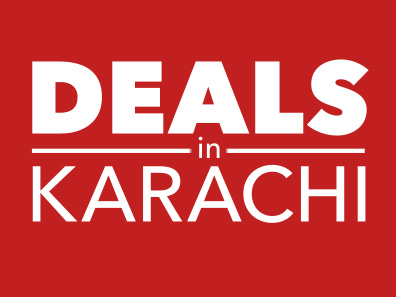 Deals in Karachi